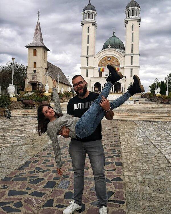 catedrala padurenilor ghelari hunedoara