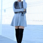 Botas por encima de la rodilla / Over the knee boots