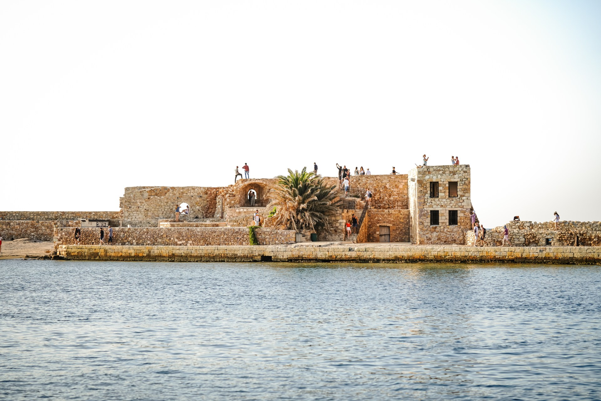 oldtown chania kreta