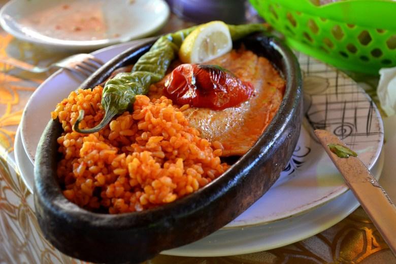 comida turca - Tour Verde - Capadócia - turquia