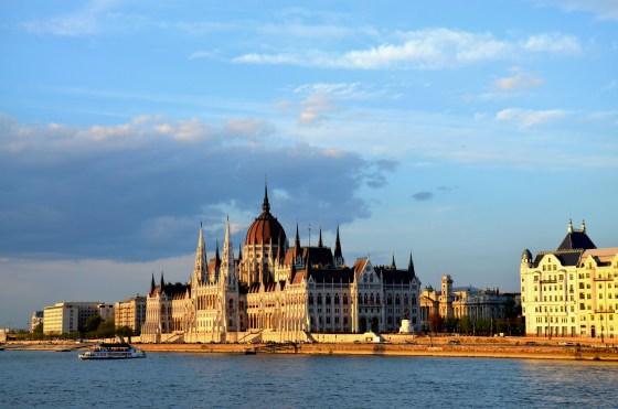 Parlamento de Budapeste - Hungria