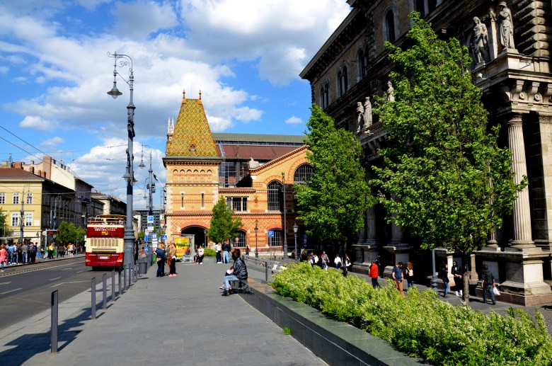 Great Market Hall - Budapeste
