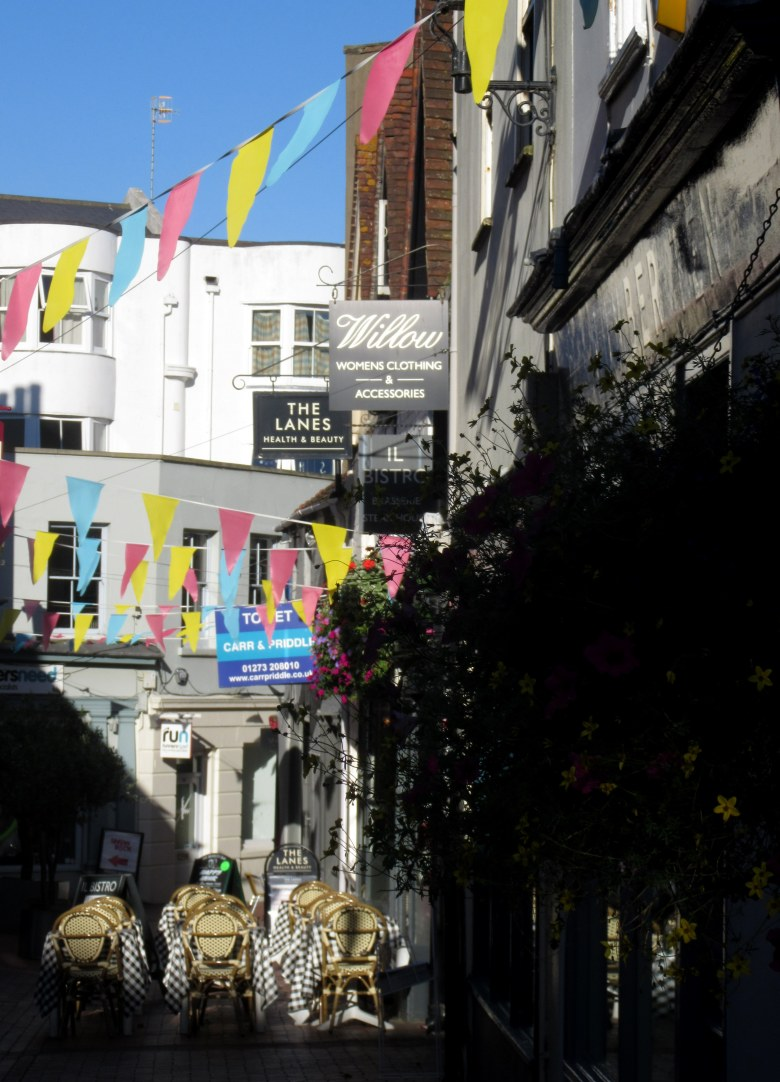 The Lanes - Brighton