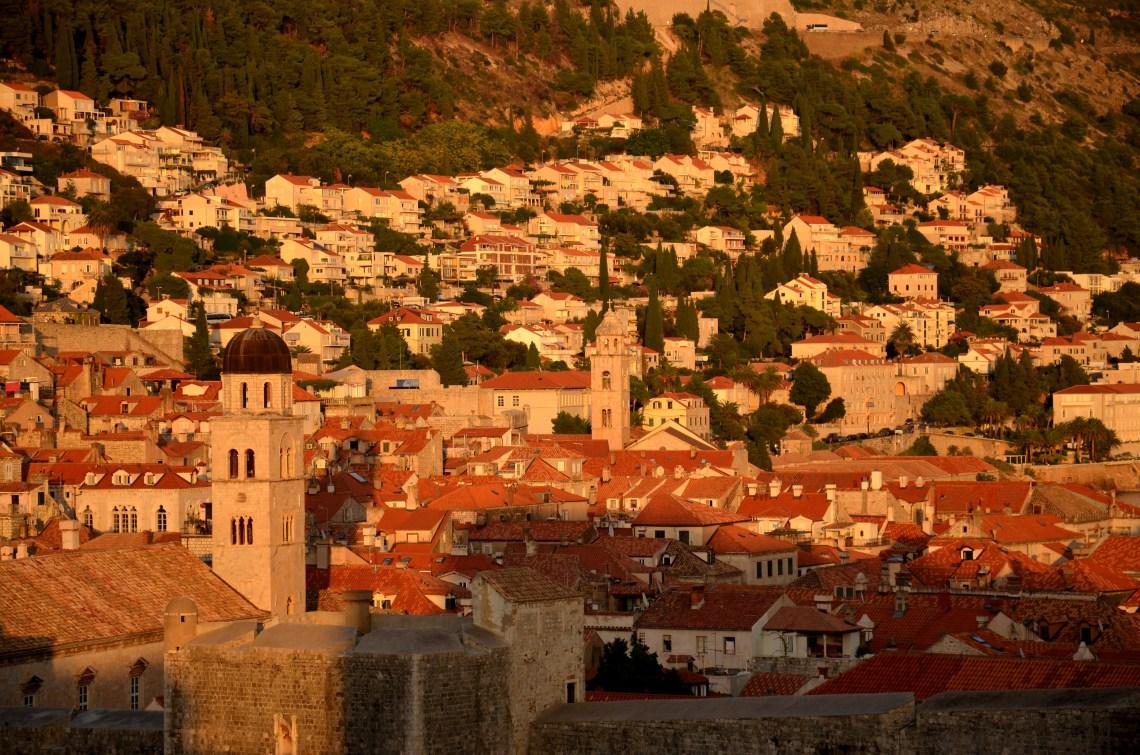 forte - dubrovnik - croácia - pontos - turísticos