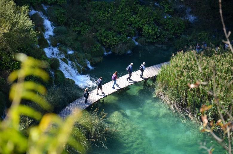 Parque Nacional dos Lagos de Plitvice - Croácia