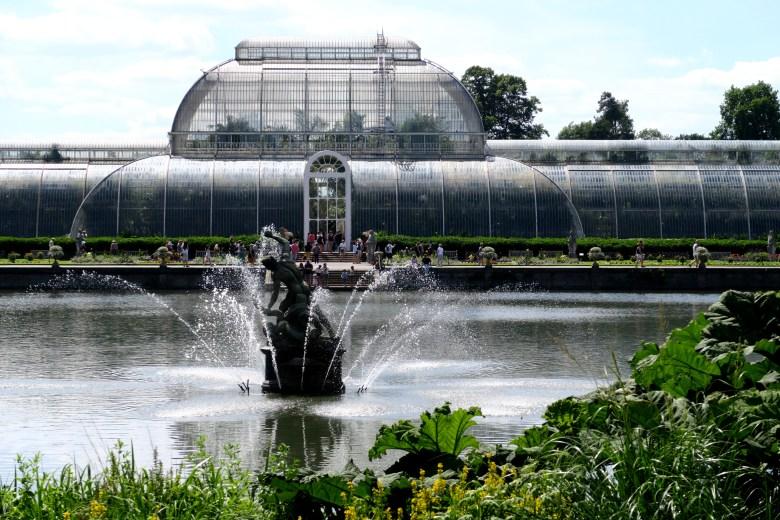Palm House - Kew Gardens - Jardim Botânico - Londres