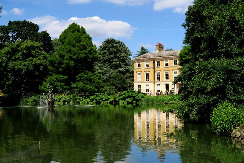 Kew Gardens - Jardim Botânico - Londres