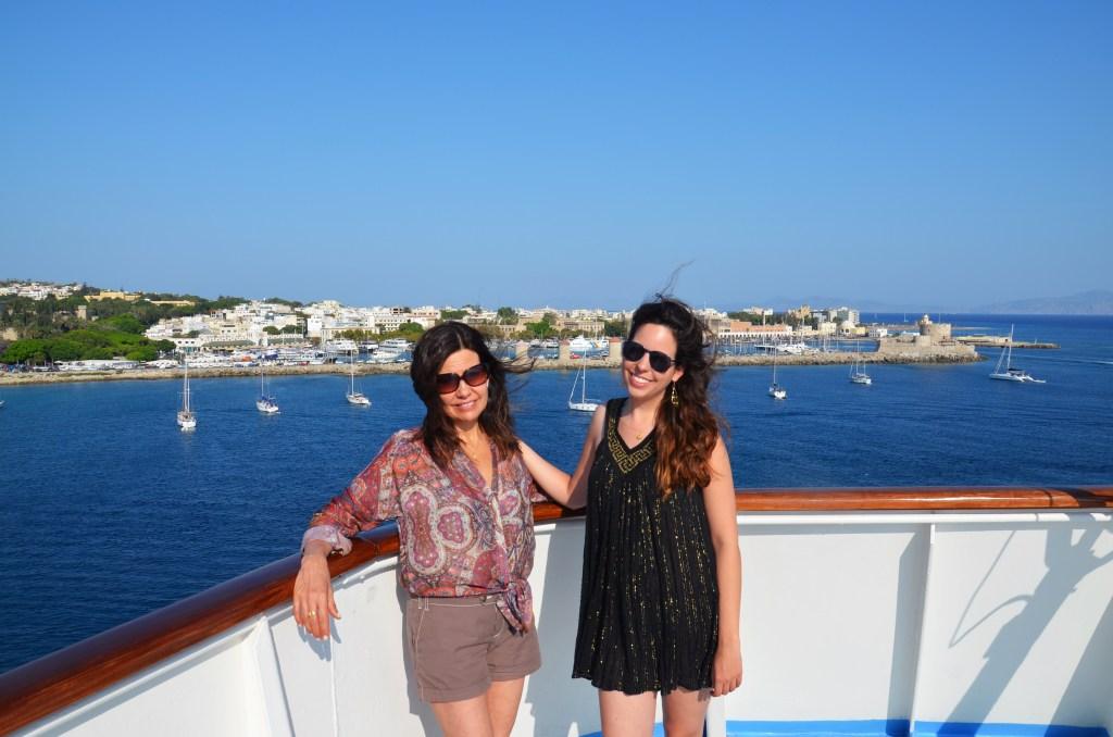 rodes, cruzeiro grecia
