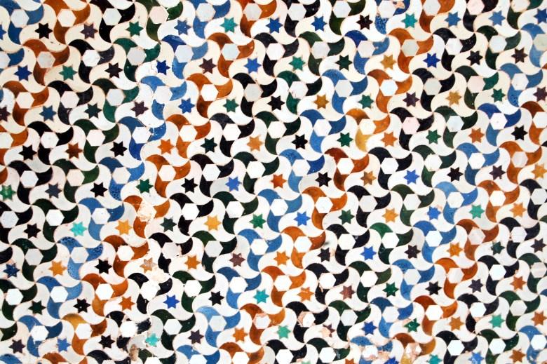 palacio alcazar nazari de comares - Alhambra - granada - espanha - andaluzia