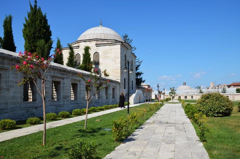Mesquita Süleymaniye - istambul - turquia