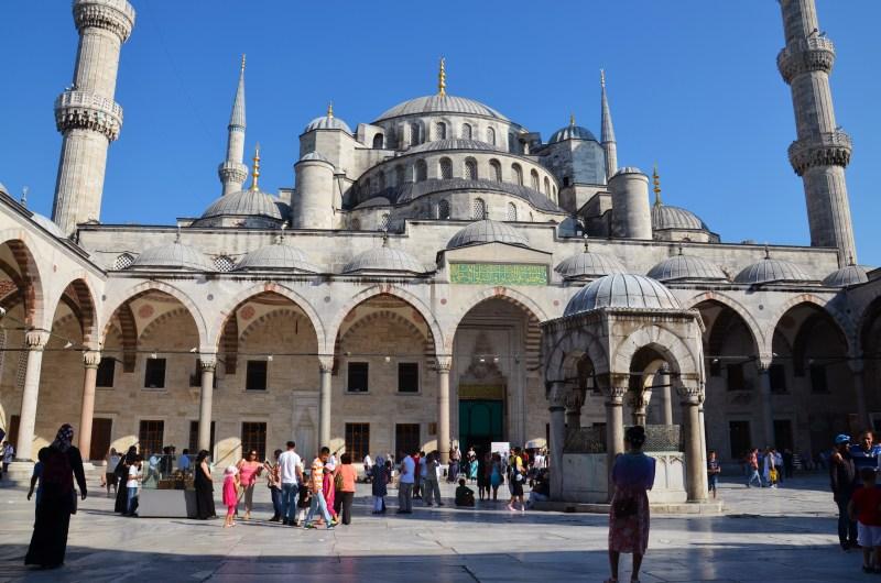 Basílica de Santa Sofia- Hagia Sofia - Istambul - Turquia