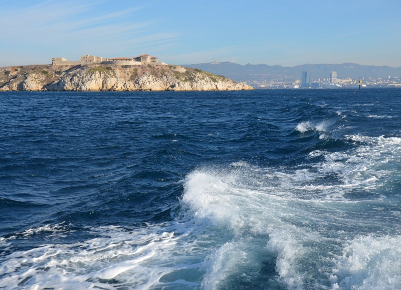 ilhas frioul - marselha - frança - côte d'azur