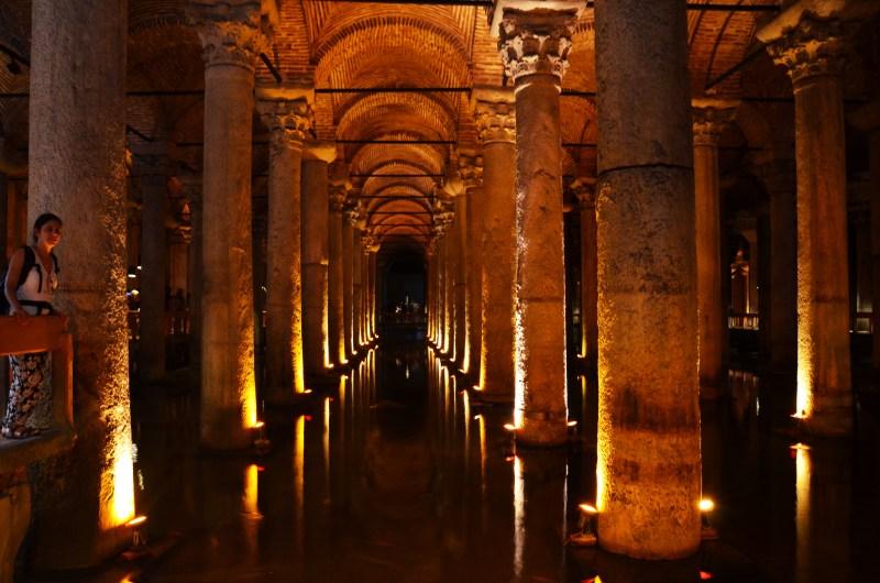 cisterna - istambul - turquia