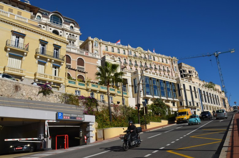 ruas de monaco - monte - carlo - frança