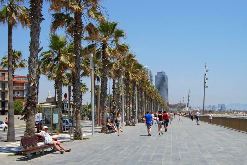 calçadao-praia-barceloneta-barcelona-espanha