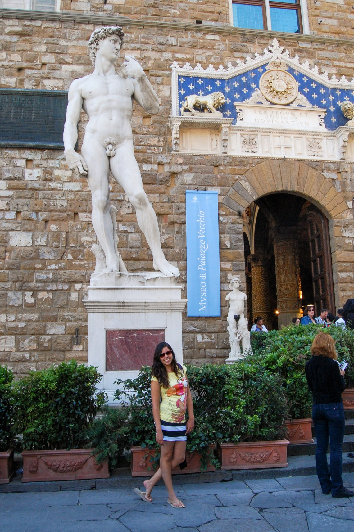 david - michelangelo - florença - toscana - italia - turismo