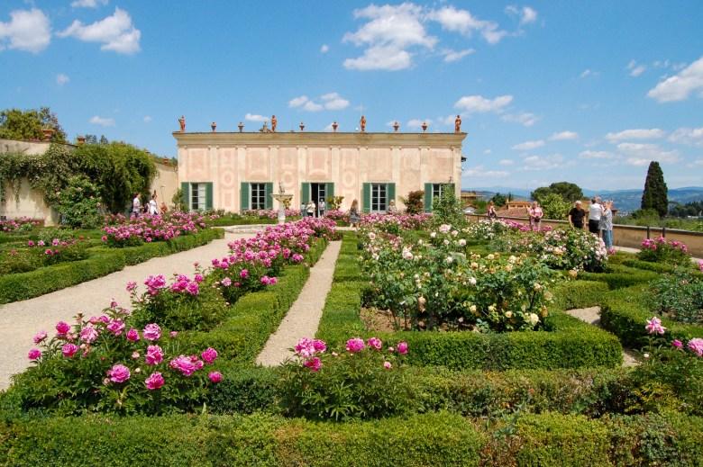 GIARDINO DEL CAVALIERE - boboli-gardens-florença-itália