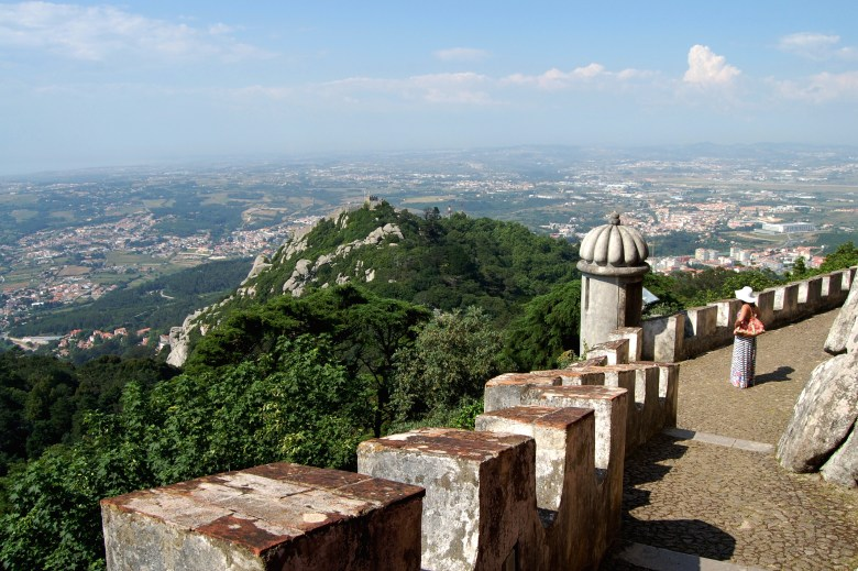 Palácio da Pena - sintra - portugal - turismo