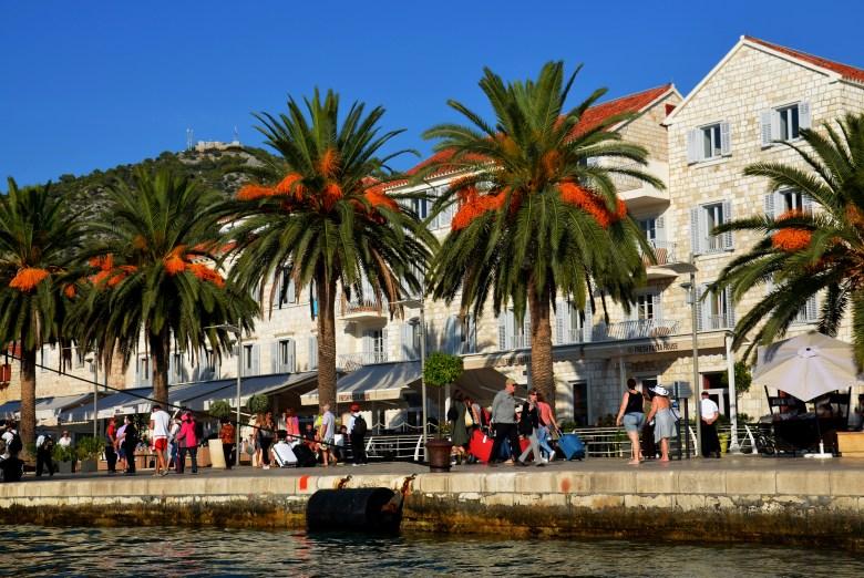 porto - hvar - croácia - pontos turísticos