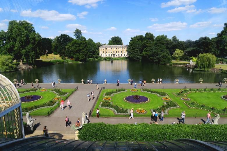 kew gardens - jardim botanico - parques de londres - turismo