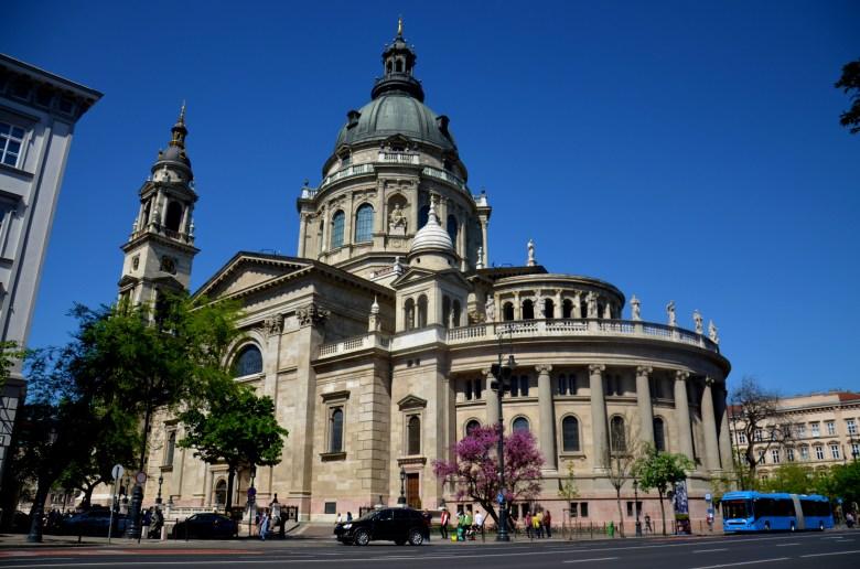 catedral - budapeste - hungria - pontos turísticos - roteiro pelo leste europeu