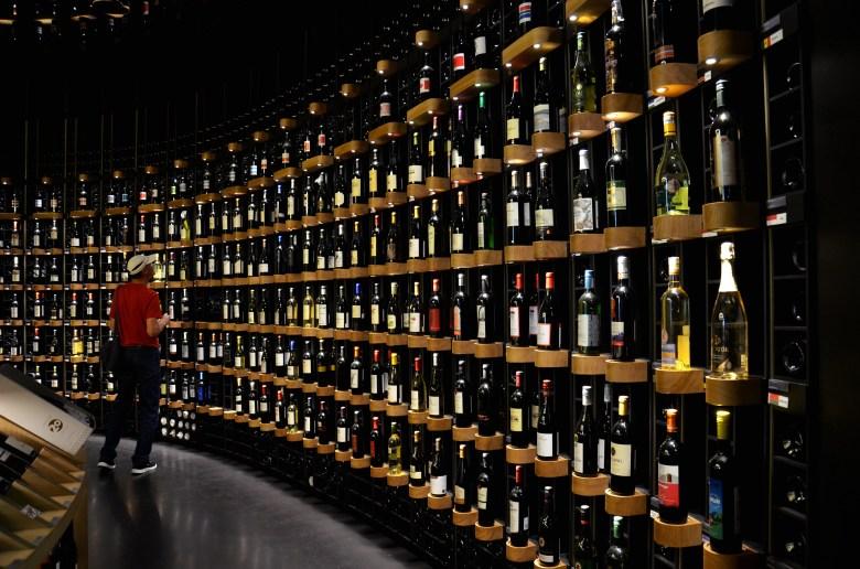 museu do vinho - la cité du vin - bordéus - bordeaux - frança - pontos turísticos