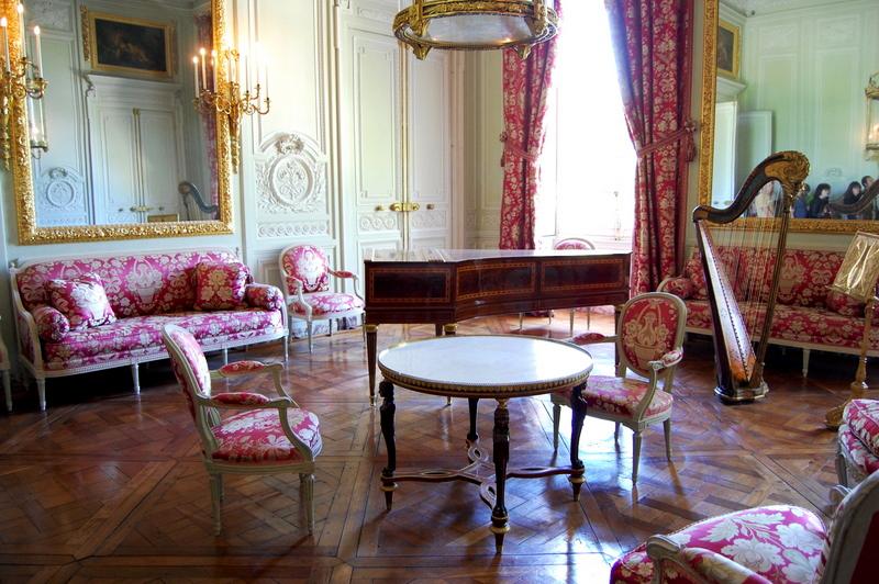 petit e grand trianon - maria antonieta - versalhes - pontos turísticos