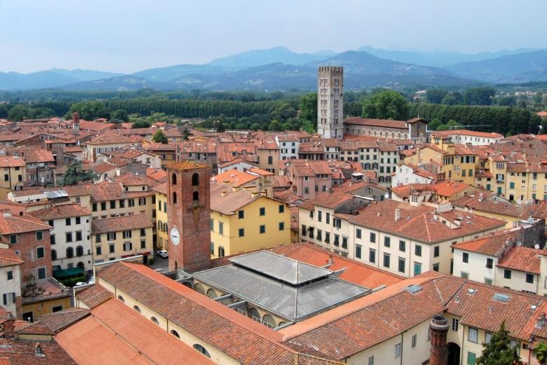 lucca - roteiro na toscana - itália - dicas de viagem