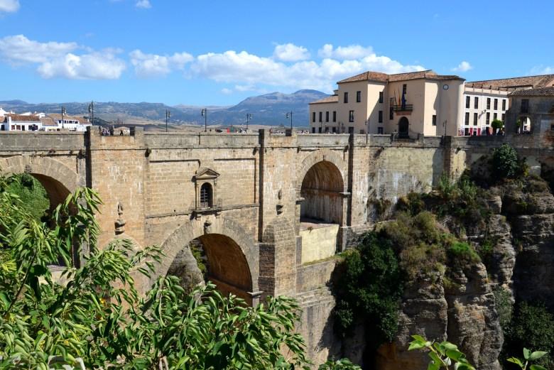 puente nuevo - ponte nova - o que fazer em ronda - andaluzia - espanha