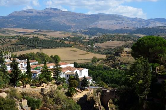 ronda - Espanha - andaluzia