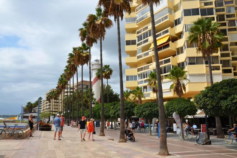calçadão de marbella - o que fazer em marbella - andaluzia - espanha