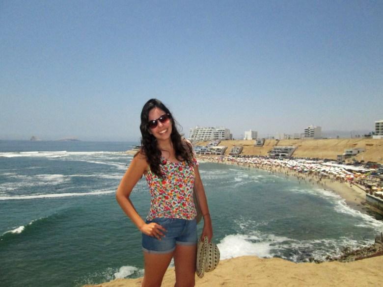 Praia Punta Hermosa - peru - turismo