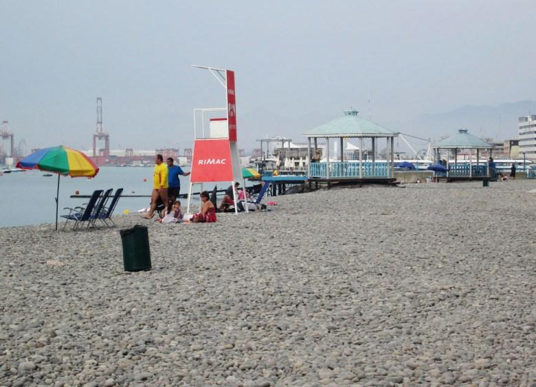 La punta - praias de lima - peru - turismo