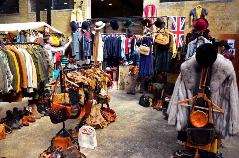 mercado de moda - o que fazer em brick lane - londres