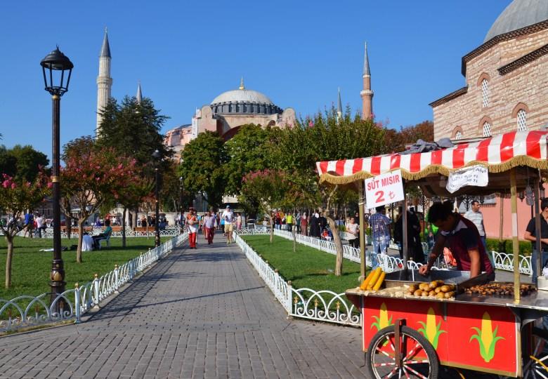 hagia sofia - istambul - roteiro na turquia