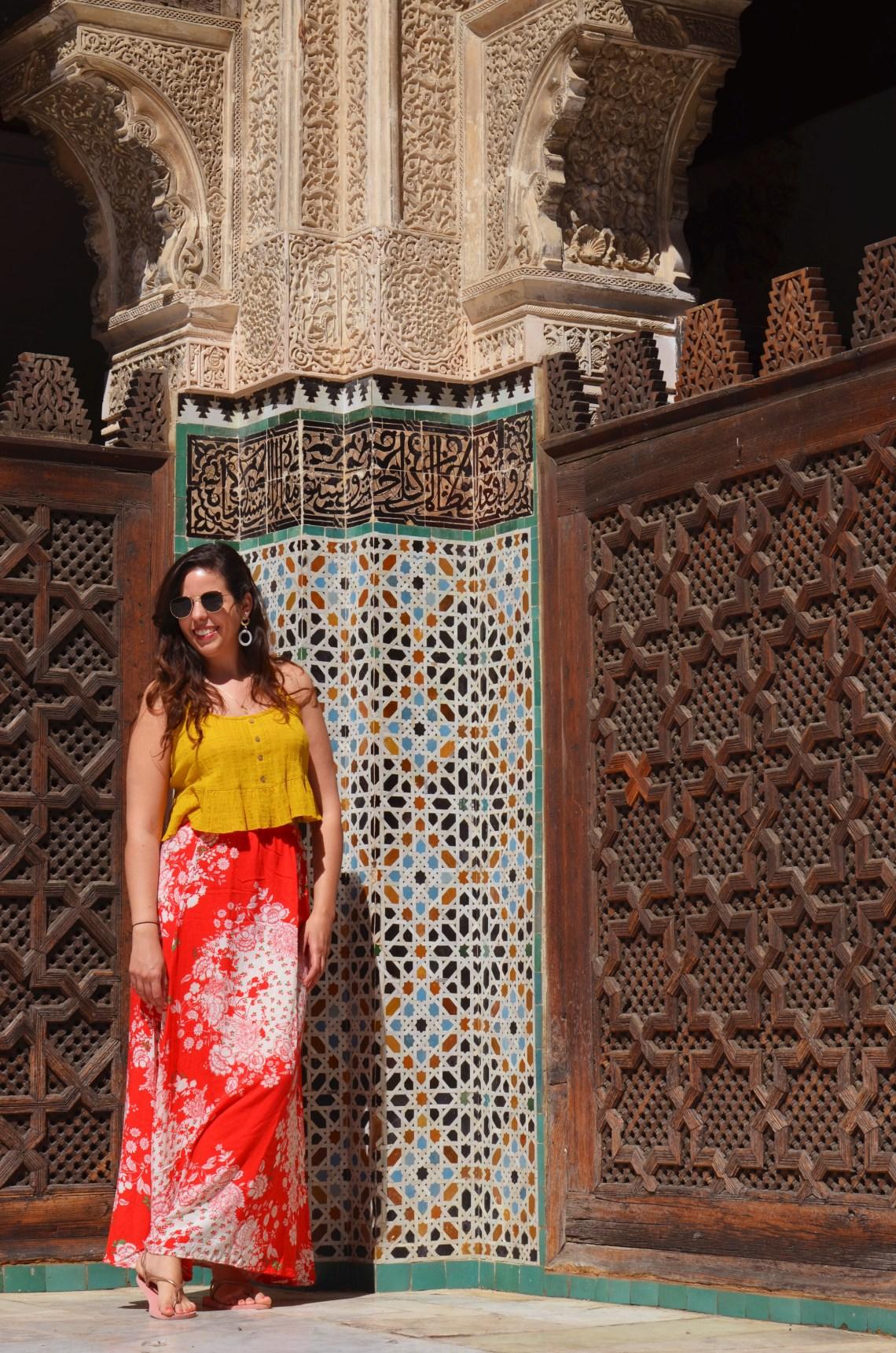 o que vestir no Marrocos - dicas de viagem