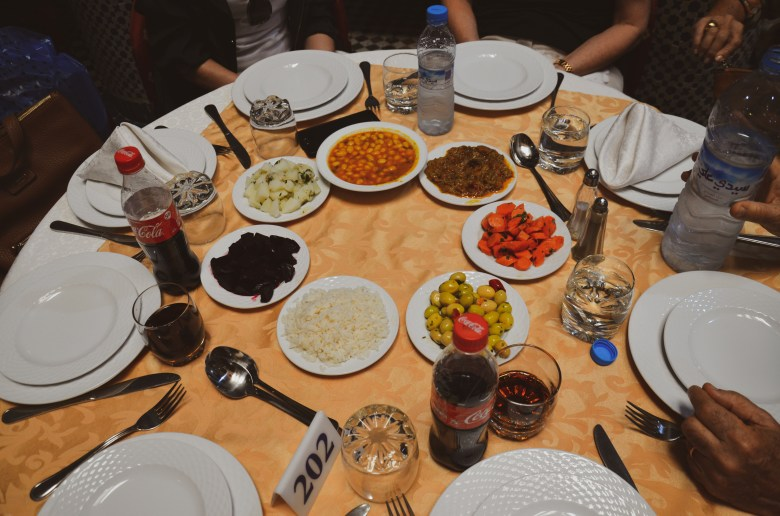 comidas do marrocos