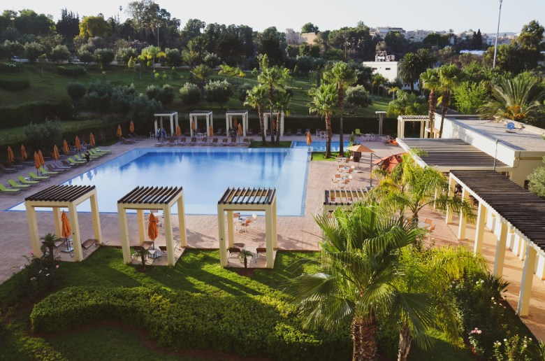 hotéis em fez - marrocos