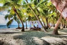escursione in barca privata all'isola saona