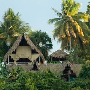 Ecolodge per vacanze natalizie alternative in Repubblica Dominicana