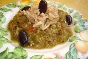 piatti tipici della cucina tunisina: mechouia