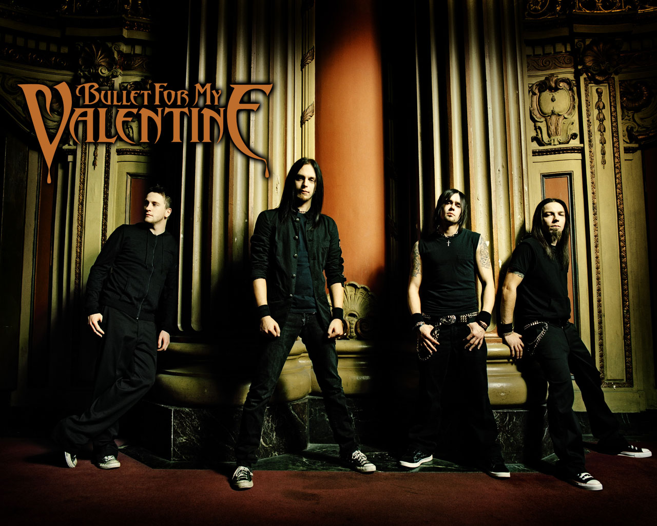 Bullet For My Valentine THE MUSC IS IN YOURLIFE