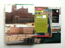 Lovely piazza del Campo