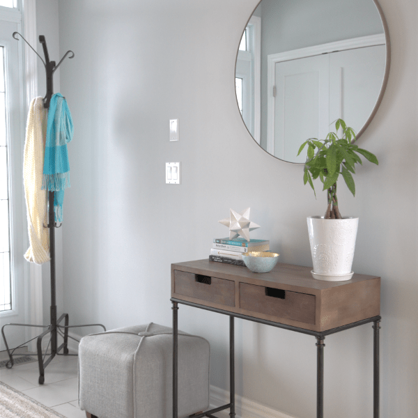 Staging an Entryway