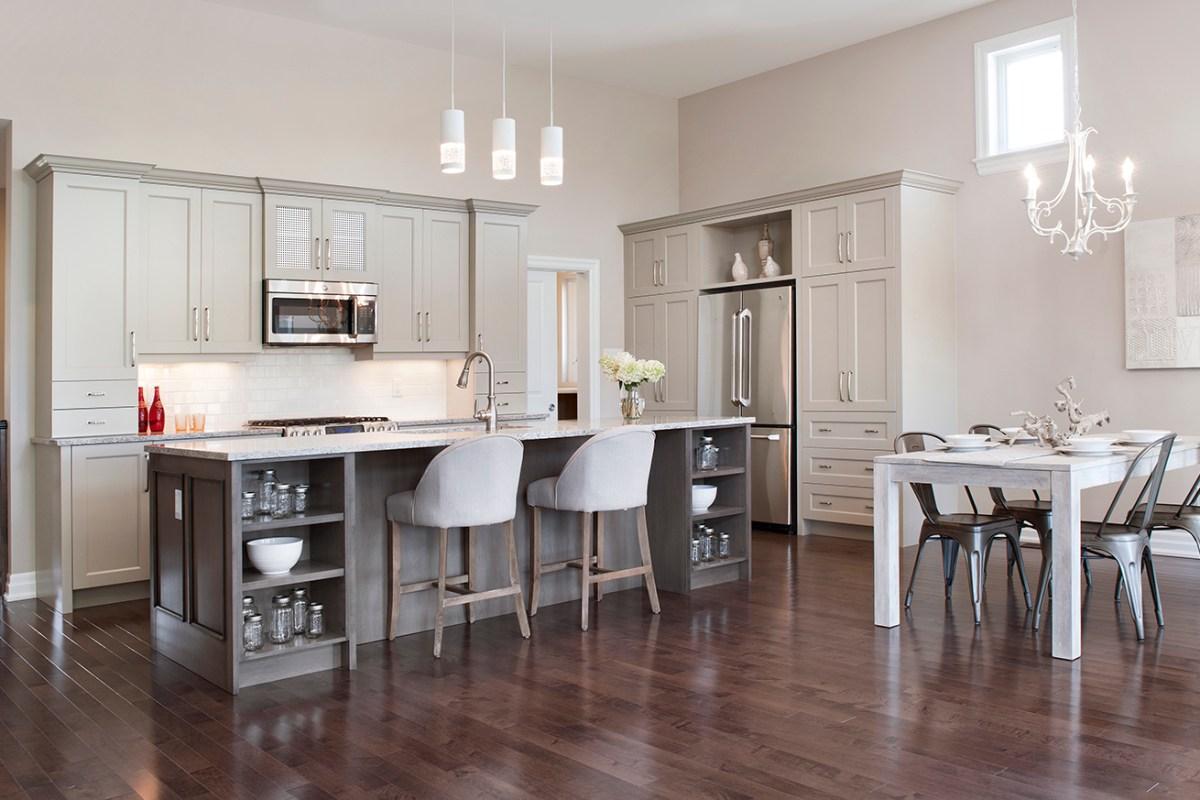 eQ Homes Kitchen New Build
