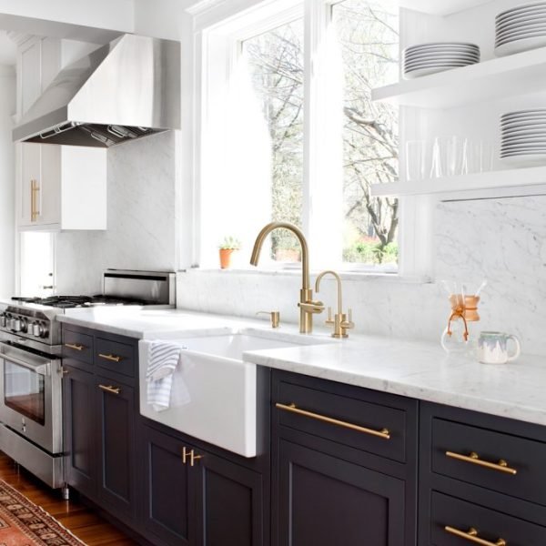 Mixing Things Up In A Kitchen
