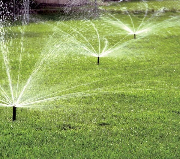 Determining The Design Capacity Of Your Sprinkler System