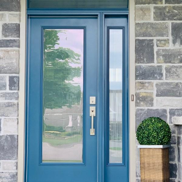 The Best Front Door Paint Colours
