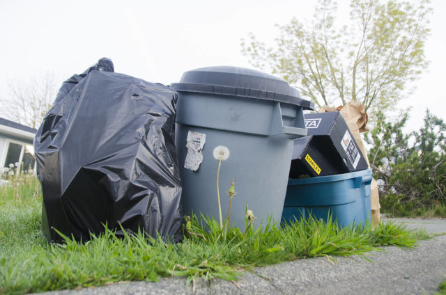 Rural Comox Valley Directors respond to failed recycling/garbage AAP.