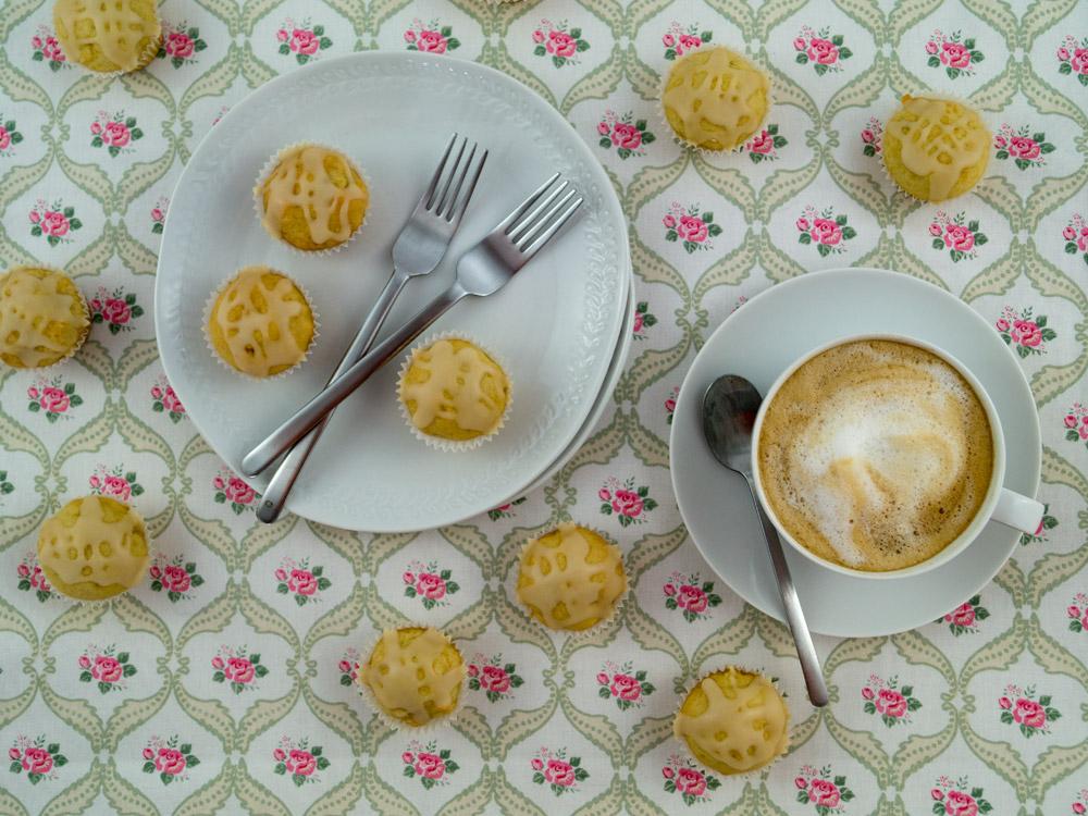 Großer Frust – kleine Amaretto-Muffins!
